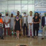 El programa 'Reciclar para salvar vidas' consigue reinsertar laboralmente a los alumnos del curso de operario de gestión de residuos