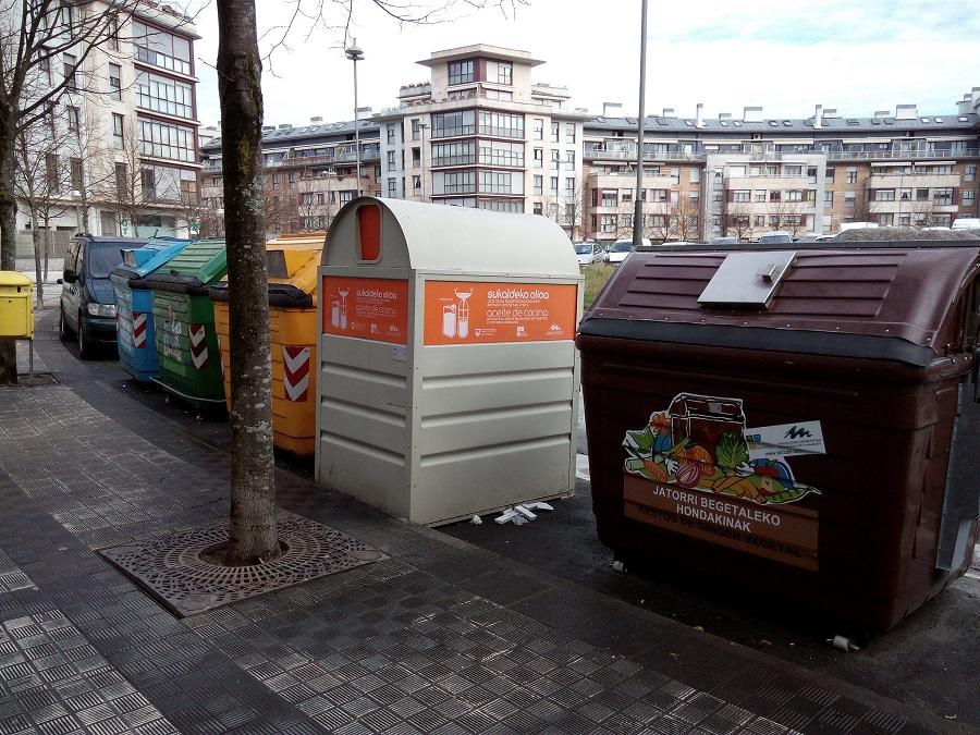 Nuevas ayudas en Euskadi para la gestión de residuos municipales