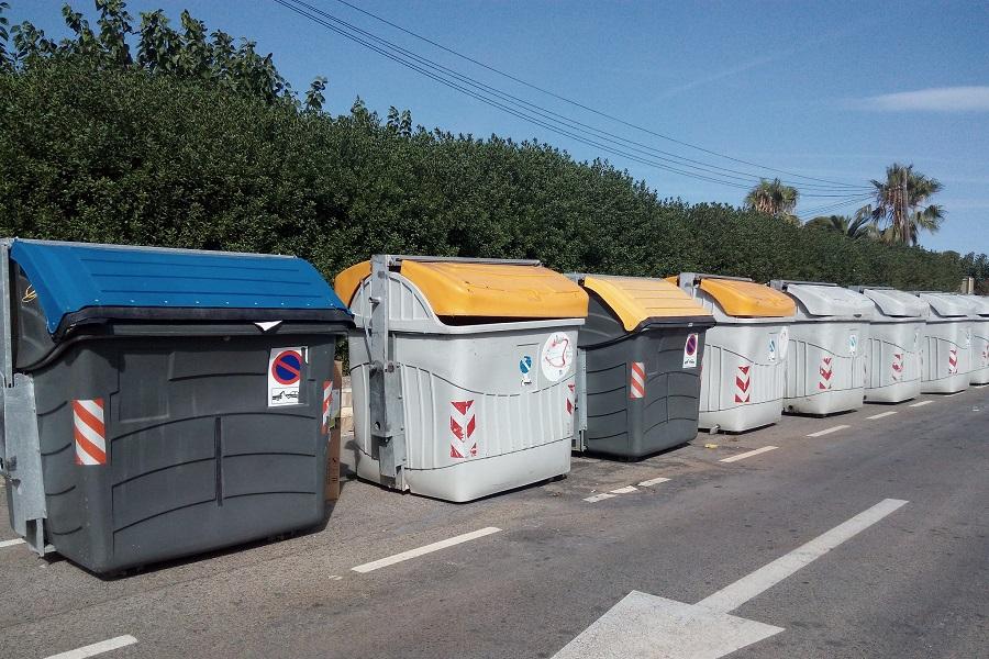Crece la recogida selectiva de residuos en Cataluña