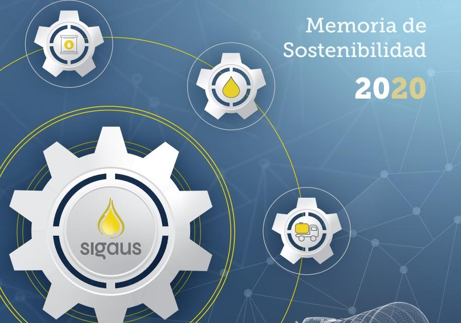 SIGAUS publica su memoria de sostenibilidad 2020