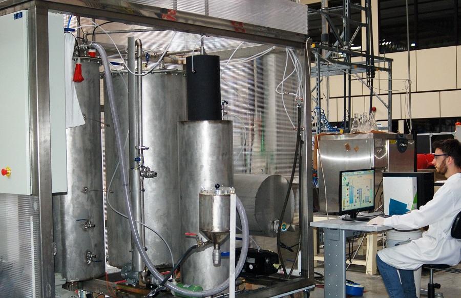 Nueva planta piloto de reciclaje químico de Gaiker