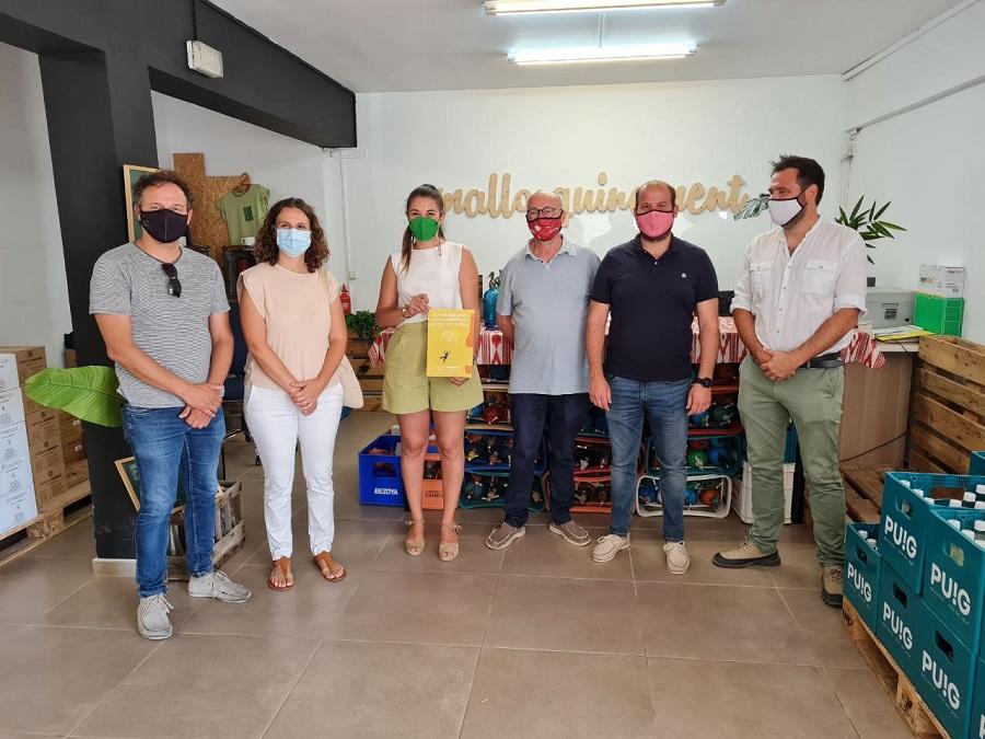 Proyecto de retorno de envases en Baleares y Comunidad Valenciana