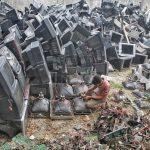 La generación de residuos electrónicos podría duplicarse en 2050