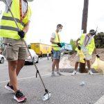 40 trofeos de vidrio reciclado y más de 1,4 toneladas de residuos recogidos en La Vuelta más sostenible de la historia