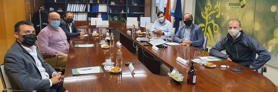 El Consorcio de Residuos del Maresme visita las instalaciones de Sogama