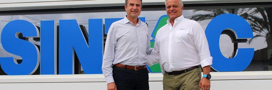 El fabricante de plásticos GCR Group adquiere una participación de SINTAC Recycling