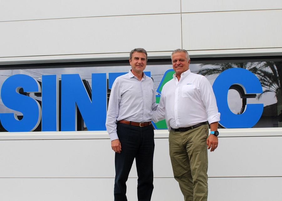 GCR entra en el capital de SINTAC para avanzar en el uso de plásticos reciclados