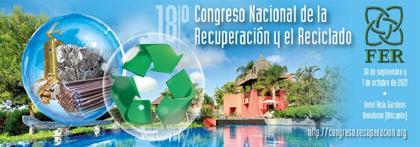 18º Congreso Nacional de la Recuperación y el Reciclado