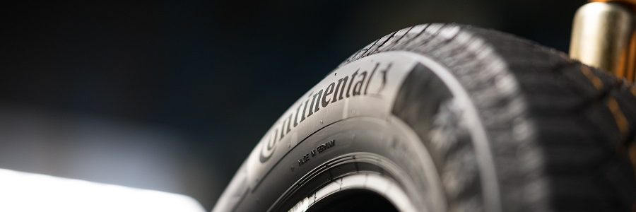 Continental fabricará neumáticos a partir de botellas de PET recicladas