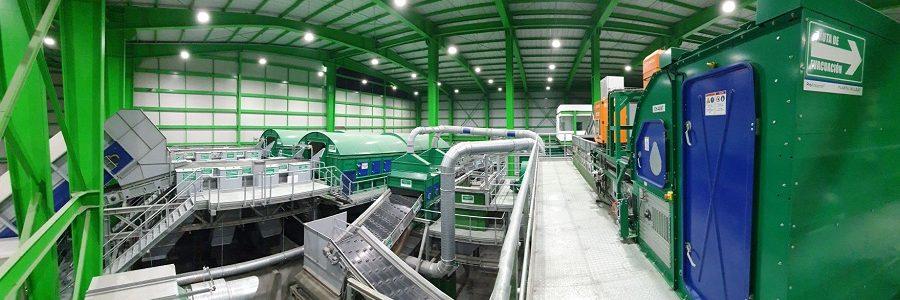 STADLER pone en marcha en Ciudad de México la estación de transferencia de residuos más grande de Latinoamérica