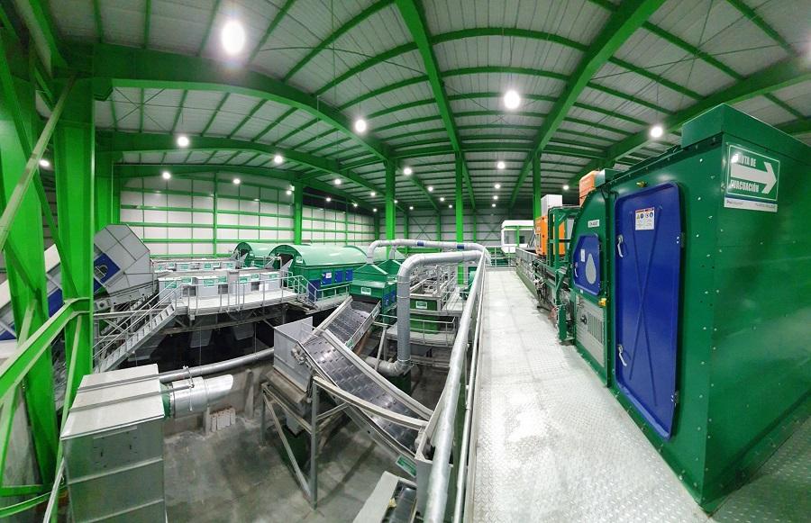 STADLER pnen en marcha la planta de transferencia de residuos más grande de Latinoamérica