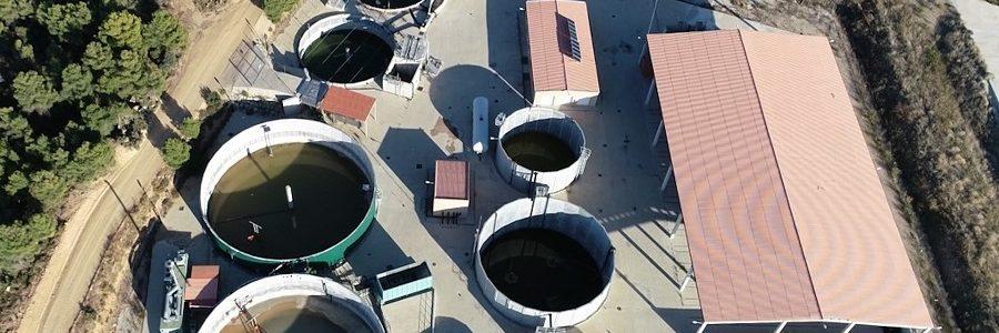 Ponen en marcha una planta de biogás en Teruel con capacidad para gestionar 165.000 toneladas de residuos