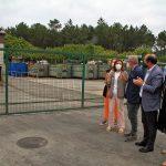 La Xunta adjudicará este año las obras de la planta de transferencia de residuos de Ponteceso