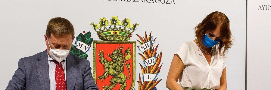 Zaragoza anuncia una línea de ayudas de 200.000 euros para impulsar la economía circular y social