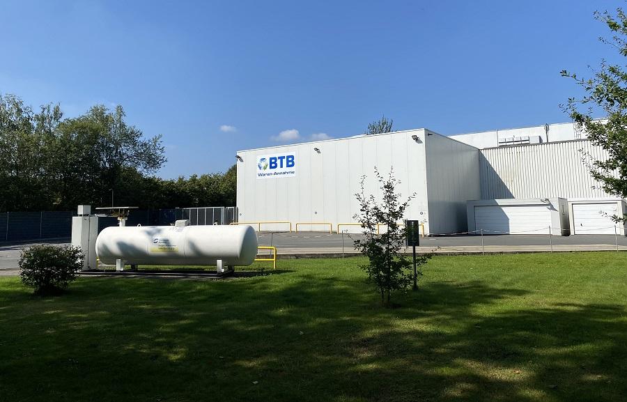 Alpla compra la empresa alemana de reciclaje BTB PET-Recycling