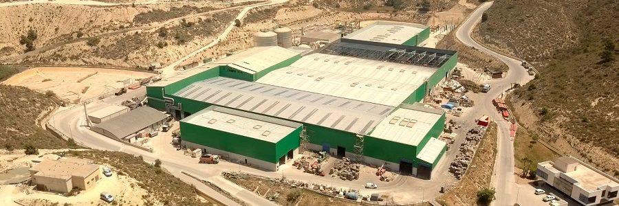 STADLER renueva el centro integral de tratamiento de residuos de El Campello (Alicante)
