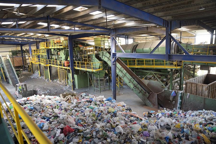 Planta de tratamiento de residuos de Comsermancha