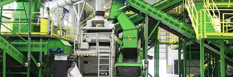 Calaf Grup desarrolla una tecnología que permitiría recuperar un millón de toneladas de residuos de vehículos fuera de uso en Europa