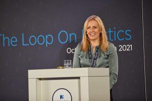 Tove Andersen, nueva Presidenta y CEO del Grupo TOMRA