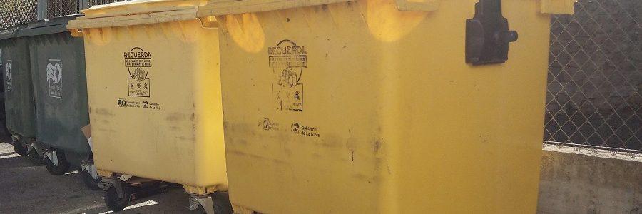 Los vecinos de Cintruenigo podrán depositar residuos distintos de los envases en el contenedor amarillo